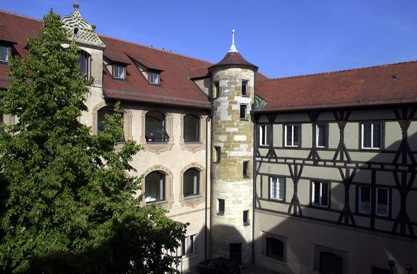 Renaissanceschloss in Göppingen