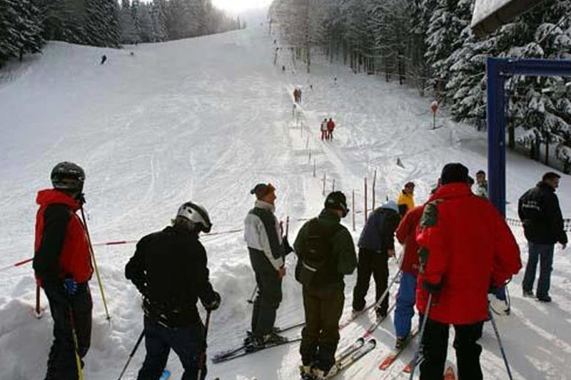 Skilift am Salzberg