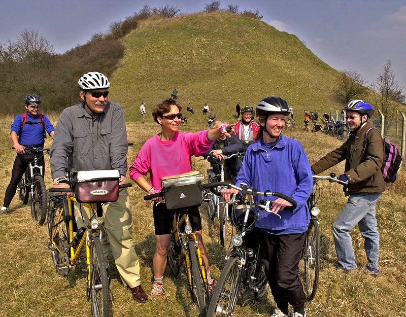 """E-Bike Tour """"Lebuser Land und Reitweiner Sporn"""""""