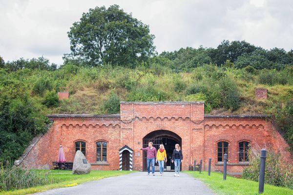 Fort Gorgast, Foto: Florian Läufer