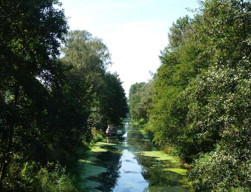 Von Königs Wusterhausen bis zum Motzener See