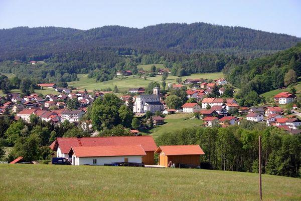 Gotteszell - ein idyllischer ehemaliger Klosterort