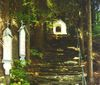 Auf dem Kreuzweg zum Kalvarienberg in Gotteszell