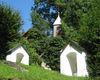 Kapellen auf dem Kalvarienberg in Gotteszell