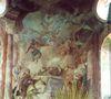 Asam-Fresko in der Pfarrkirche Gotteszell