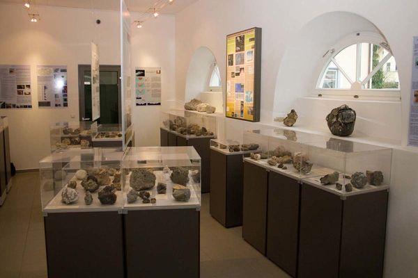 Die Ausstellung Der Chiemgau-Impakt in Grabenstätt