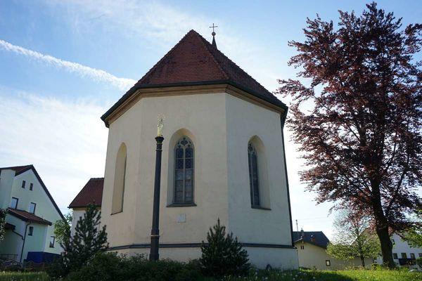 Johanneskirche in Grabenstätt