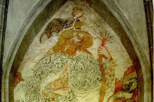 Gotische Fresken
