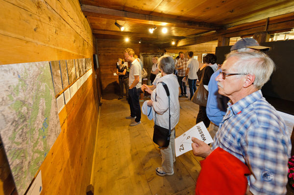 Ausstellung Zauberwasser Ortsmuseum Grächen