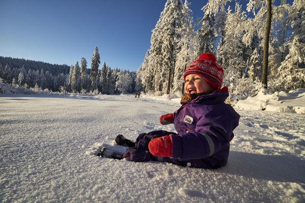 In Grafenau gibt es auch im Winter ein buntes Programm für Groß und Klein