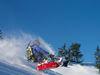 Wintererlebnis beim Naturrodeln mit dem ruckXbob in der Bärenstadt Grafenau