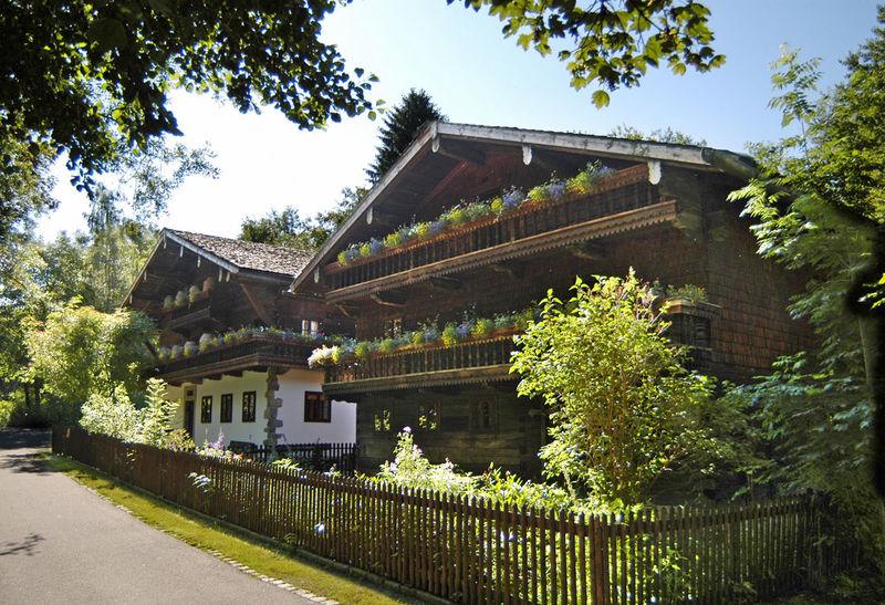 Das Bauernmöbelmuseum in Grafenau