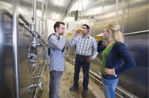 Brauereiführung: Einblick in die Kunst des Bierbrauens