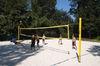 Beachvolleyball im Erlebnisfreibad Bärenwelle in Grafenau