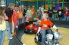Kinderspaß auf der Kartbahn in der Erlebniswelt BABALU in der Kinderland-Hauptstadt Grafenau