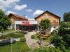 Blick auf das Landhotel Postwirt in Rosenau bei Grafenau am Nationalpark Bayerischer Wald