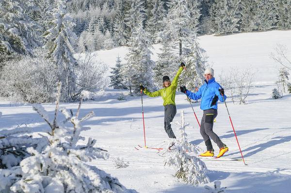 Langlaufgebiet Ferienregion Grafenau