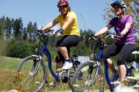 E-Bike Genussradeln