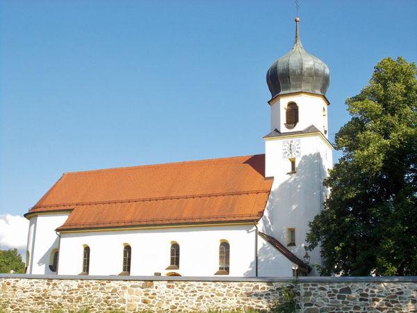 Pfarrkirche Grafenwiesen