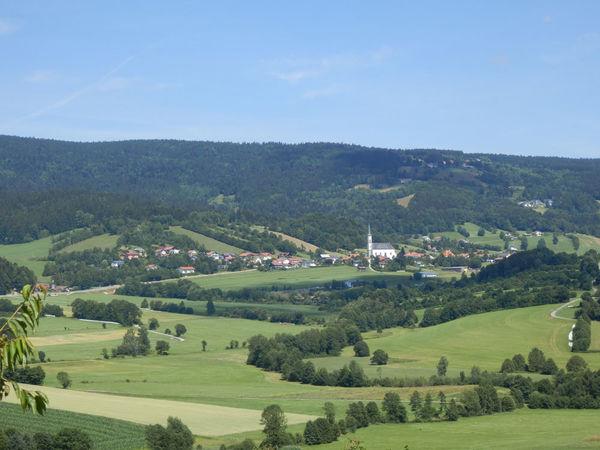 Grainet im Landkreis Freyung-Grafenau im Bayerischen Wald