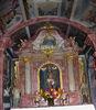 Sehenswerter Innenraum der Kapelle in Unterseilberg