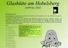 Infos über die Glashütte in Hobelsberg bei Grainet