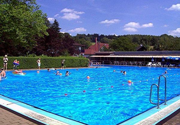 Schwimmbad Hammelbach