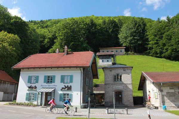 Museum Salz und Moor in Grassau.