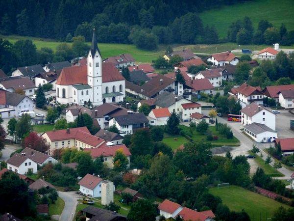 Grattersdorf im Bayerischen Wald