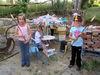Kinderspaß beim Grillen auf dem Reiterhof der Familie Mühlbauer in Grattersdorf