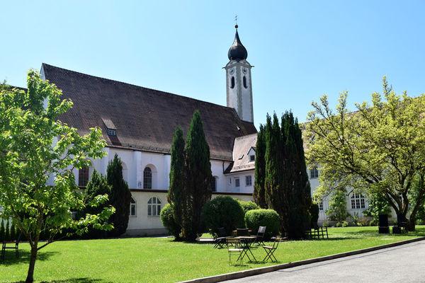 Ehem. Kloster Altenhohenau