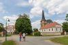 Schloss und Kirche Groß Rietz, Foto: Florian Läufer