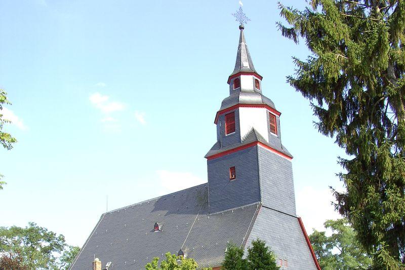 Evangelische Kirche Groß-Rohrheim