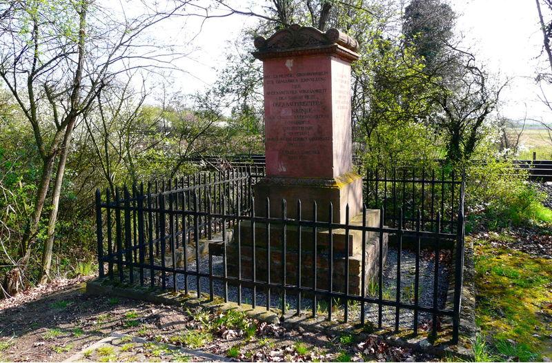 Kröncke Denkmal