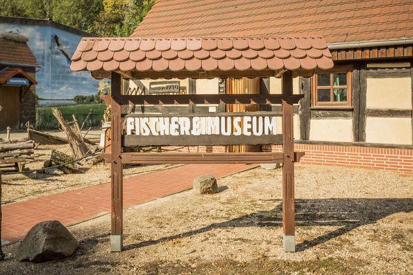 Fischereimuseum Köllnitz, Foto: Pascal Rohé i. A. von Artprojekt