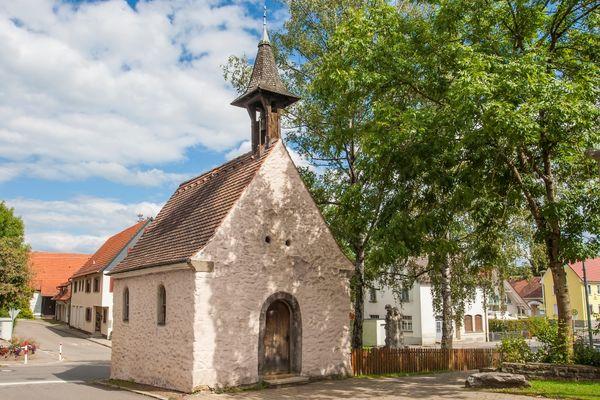 Kapelle zur schmerzhaften Mutter Gottes, Grosselfingen