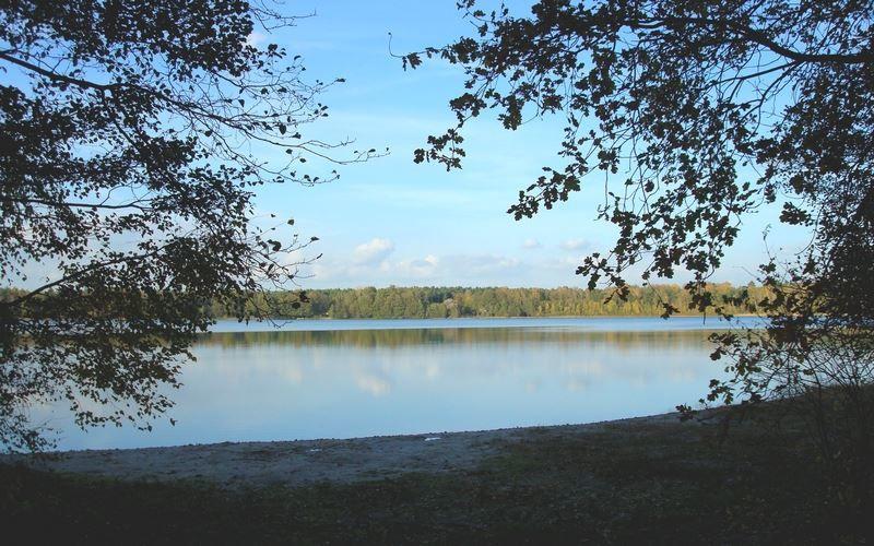 Naturbadestelle am Störitzsee