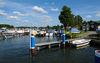 Bootshaus am Werlsee - Steganlage mit Gelände und Bootshalle © Christin Drühl