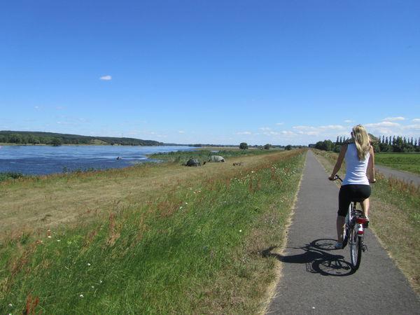 Rad fahren, Foto: ziesig