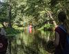 Kanu fahren im Löcknitztal, Foto: Christoph Creutzburg, Lizenz: Seenland Oder-Spree
