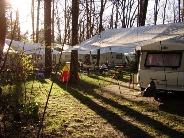 Naturcampingplatz Mölle Süd, Foto: Diana Bergmann