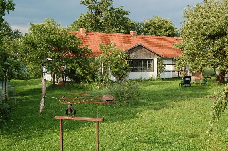 Atelier Grüne Hütte in Güstebieser Loose, Foto: N. Horenk