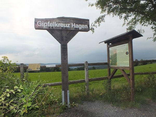 Gipfelkreuz Bölling (Foto: Heinz Böhm)