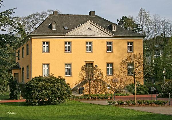 Haus Dahl (Foto: Heinz Böhm)