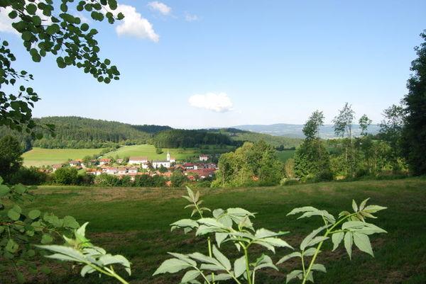 Staatlich anerkannter Erholungsort Haibach im Bayerischen Wald