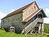 Das Hofbergmuseum im renovierten Stall der Burgruine Haibach