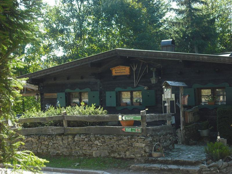 Wanderereinkehr Zur Hansl Hütte
