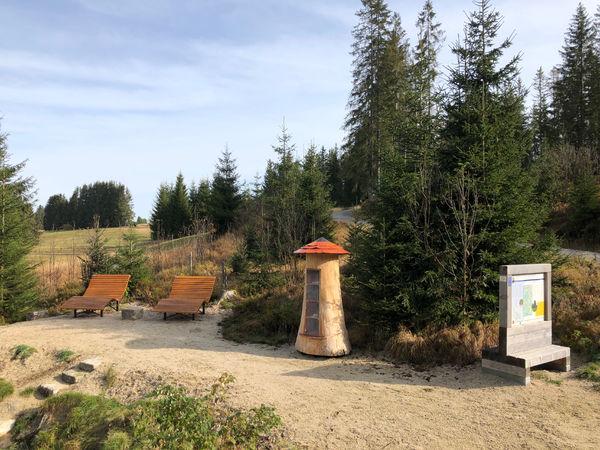 Die Kneippanlage/Rastplatz Jogl bietet alles für eine entspannte Rast