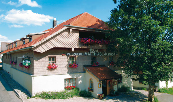 Das Landhotel-Reiterhof