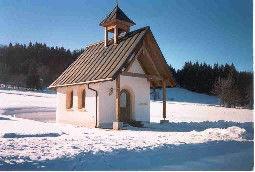 St.-Wolfgang-Kapelle Bischofsreut